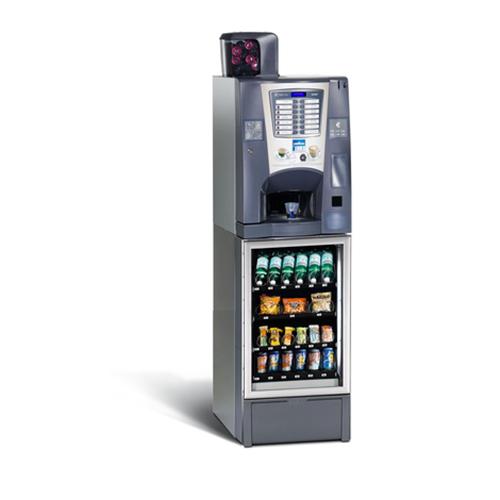 distributeur-automatique-de-café-BRIO-capsules-lavazza-blue-et-distributeur-boissons-et-snack