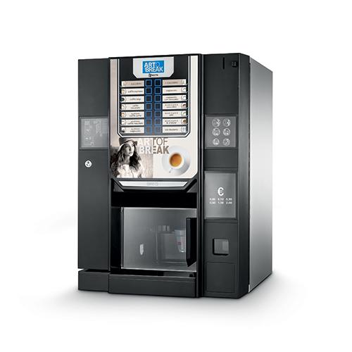 distributeur-automatique-de-café-BRIO-pour-entreprise-de-profil