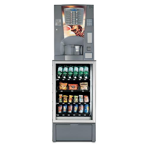 distributeur-de-café-BRIO-avec-distributeur-de-boissons-fraiches-et-snacks-Minisnakky