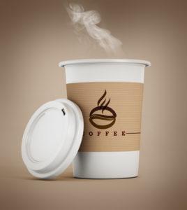 gobelet café